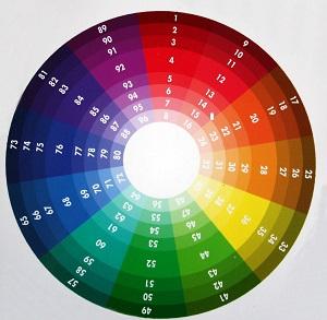 Какой вы любите цвет?