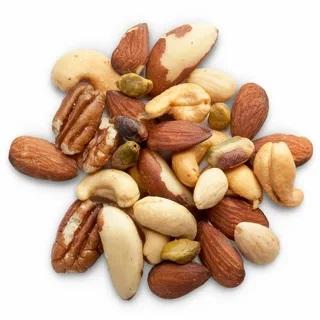 Ореховые блюда.